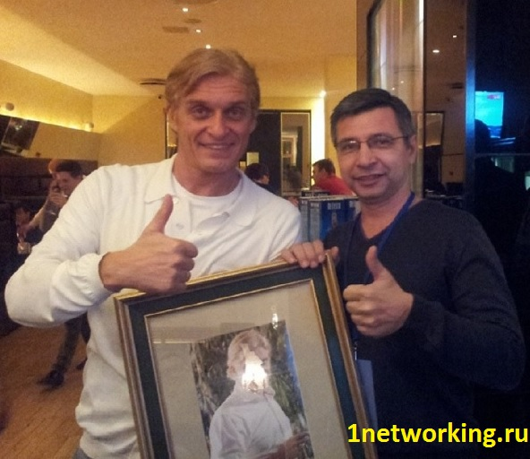 Олег Тиньков Юрий Михалыч 1networking.ru